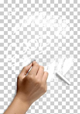Learning Hand Model Education Training PNG