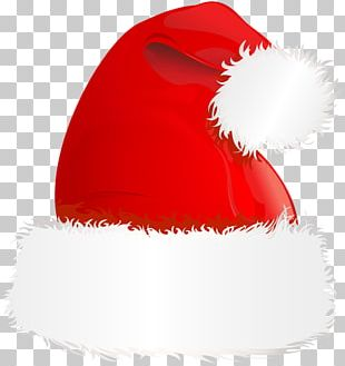 Santa Claus Santa Suit Hat Christmas Cap PNG