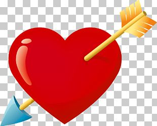Hearts And Arrows PNG