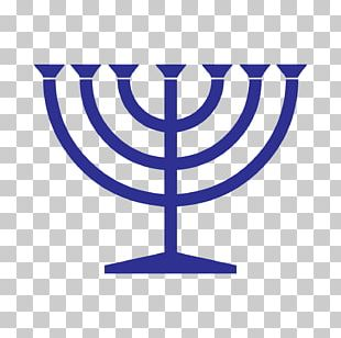 Menorah Star Of David Judaism Jewish Symbolism PNG
