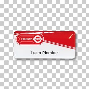 Name Tag Badge Metal Plastic Engraving PNG