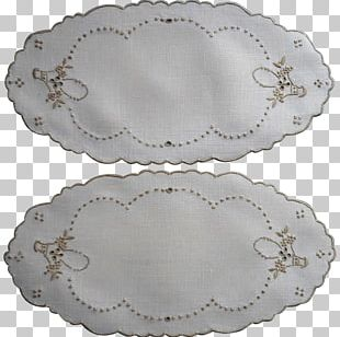 Plate Place Mats Oval PNG