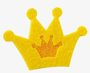 Crown Fabric Material PNG