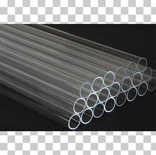 Fused Quartz Glass Tube PNG