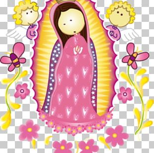 Our Lady Of Guadalupe Child 12 December PNG