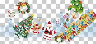 Père Noël Christmas Ornament Christmas Tree Santa Claus PNG