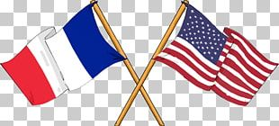Flag Of France Flag Of The United States French Americans PNG