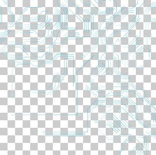 White Drawing Pattern PNG