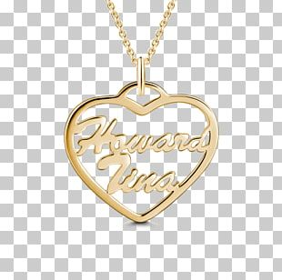 Locket Necklace Gold Plating Jewellery PNG
