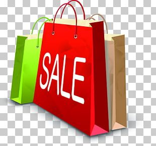 Shopping Bag Promotion PNG