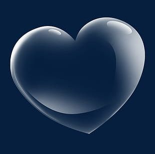 Transparent Heart-shaped PNG