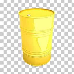 Petroleum Barrel Raw Material PNG