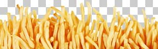 French Fries Footer PNG
