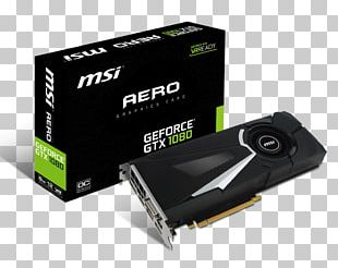 Graphics Cards & Video Adapters GeForce Graphics Processing Unit Micro-Star International Scalable Link Interface PNG