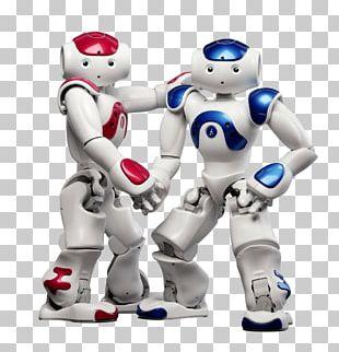 Nao Aldebaran Robotics Humanoid Robot PNG