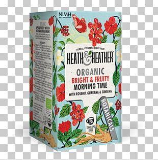 Tea Bag Organic Food Rose Hip Ginger Tea PNG