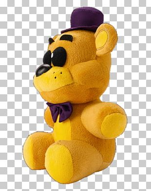 Five Nights At Freddy's 4 Teddy Bear Stuffed Animals & Cuddly Toys PNG