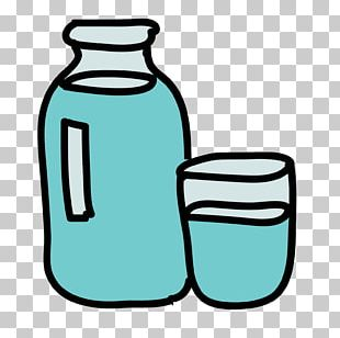 Chocolate Chip Cookie Biscuits Coloring Book Water Bottles PNG