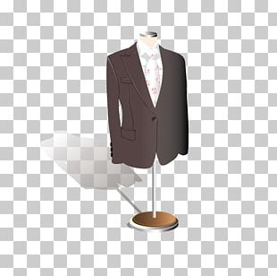 Suit Euclidean Clothing Illustration PNG