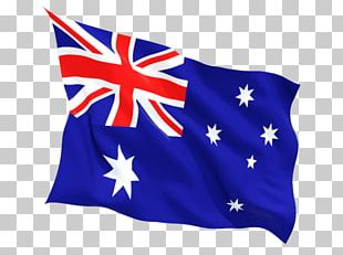 Australia Flag Wave PNG
