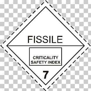 Fissile Material Dangerous Goods HAZMAT Class 7 Radioactive Substances ADR Radioactive Decay PNG