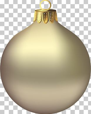 Christmas Ornament Santa Claus PNG