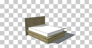 Table Platform Bed Bed Frame Mattress PNG