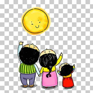 Chuseok Child Mid-Autumn Festival Moon PNG