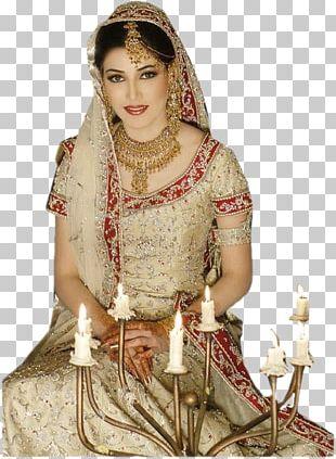 Wedding Dress Bride Indian Wedding Clothes PNG