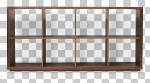 Shelf Bookcase Table Furniture Wall Unit PNG