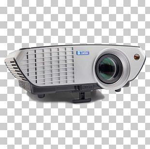 Multimedia Projectors Lumen LCD Projector Light-emitting Diode Display Device PNG