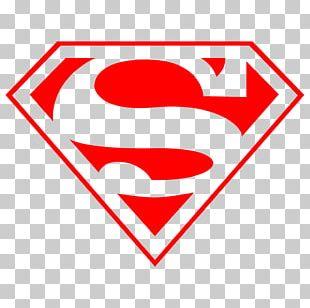 Superman Logo Green Lantern Decal Sticker PNG