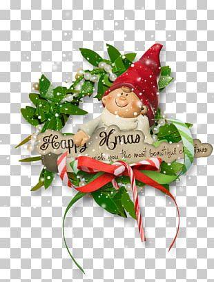 Christmas Ornament Paper Santa Claus Christmas Decoration PNG