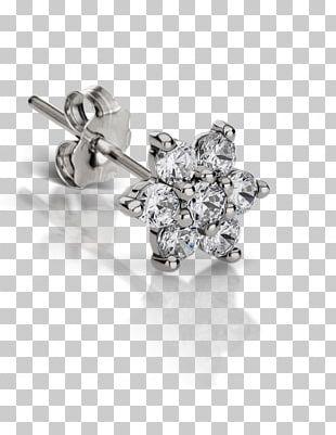 Earring Diamond Jewellery Nose Piercing PNG
