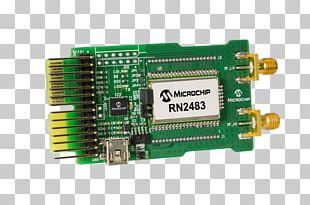 Microcontroller LoRa Mouser Electronics Microchip Technology LPWAN PNG