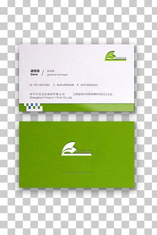 Business Card Logo Page Layout PNG