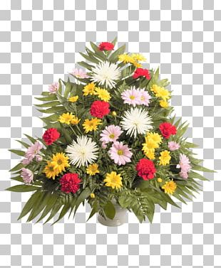 Floral Design Flower Bouquet Cut Flowers Gift PNG