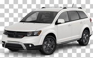 2017 Dodge Journey Chrysler Sport Utility Vehicle Car PNG
