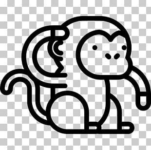 Ape Animal Monkey Computer Icons PNG