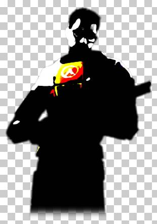 Half-Life Gordon Freeman Headcrab Art Character PNG