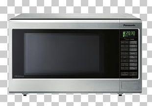 Microwave Ovens Panasonic NN-ST671 Panasonic NN-ST665 Panasonic NN DS 596 MEPG Hardware/Electronic PNG
