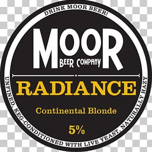 Moor Beer Co Cask Ale India Pale Ale PNG