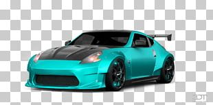 Bumper Nissan GT-R Sports Car PNG