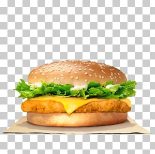 Hamburger Burger King Specialty Sandwiches Cheeseburger Chicken Fingers PNG