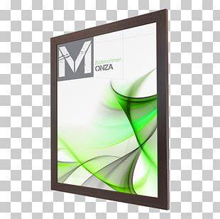 Frames Glass Cadre Photo MDF Black White PNG