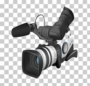 Brazil Canon XL2 Video Camera PNG