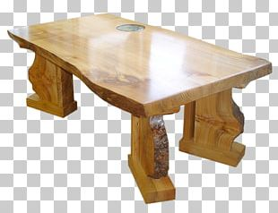 Coffee Tables Rectangle Wood Stain PNG