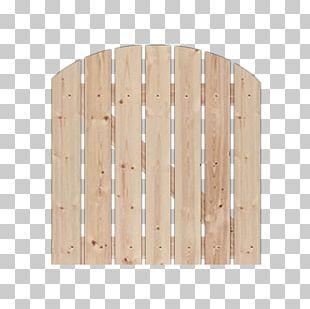 Gate Picket Fence Garden Lumber PNG