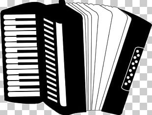 Accordion Musical Instrument PNG