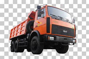 Belarus Minsk Automobile Plant Car Kamaz Dump Truck PNG